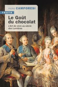 Le goût du chocolat