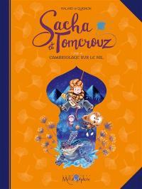 Sacha et Tomcrouz. Vol. 4. Cambriolage sur le Nil