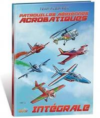 Patrouilles aériennes acrobatiques