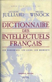 Dictionnaire des intellectuels français