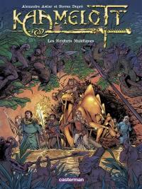Kaamelott. Volume 9, Les renforts maléfiques