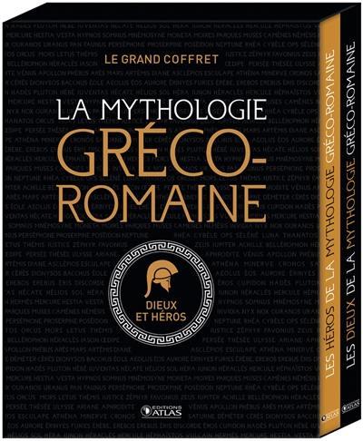 Le grand coffret de la mythologie gréco-romaine