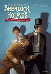 Les enquêtes de Sherlock Holmes, Le ruban moucheté