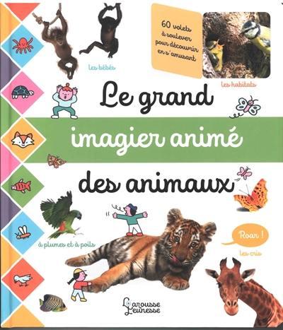 Le grand imagier photo des animaux