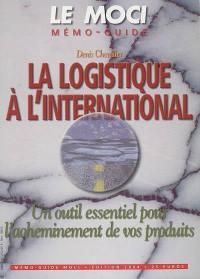 La logistique à l'international