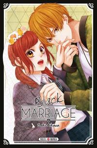 Black marriage. Volume 1,