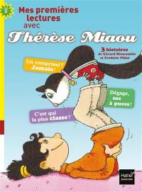 Moi, Thérèse Miaou. Volume 15, Mes premières lectures avec Thérèse Miaou
