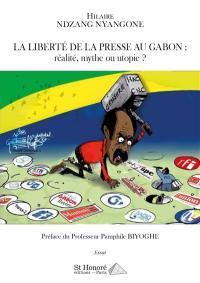 La liberté de la presse au Gabon