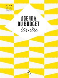 Agenda du budget