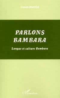 Parlons bambara