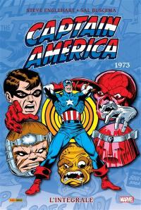 Captain America, 1973