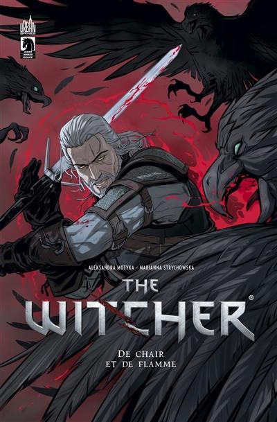 The witcher. Volume 2, De chair et de flamme