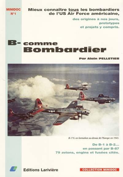 B-comme bombardier