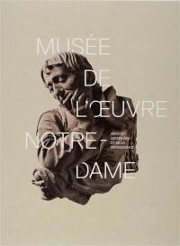 Le Musée de l'Oeuvre Notre-Dame