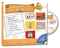 Comptines et jeux de doigts. Volume 4,