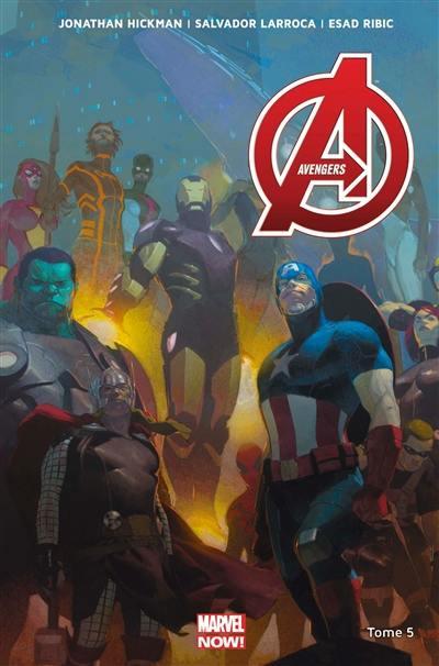 Avengers. Volume 5, Planète vagabonde