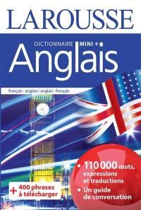 Anglais : mini dictionnaire : français-anglais, anglais-français. English : mini dictionary : French-English, English-French