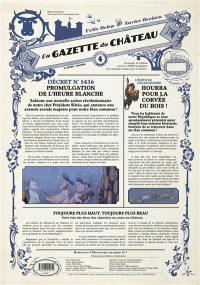 La gazette du château. Volume 4,
