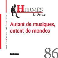 Hermès. n° 86, Autant de musiques, autant de mondes
