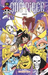 One Piece. Volume 88, Lionne