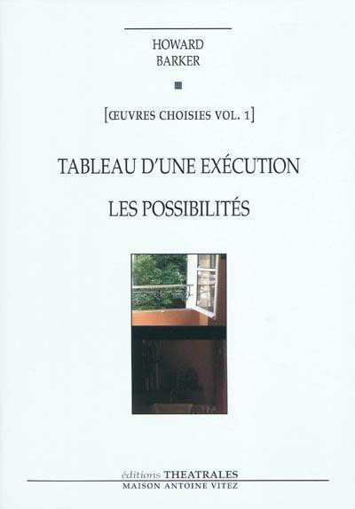 Oeuvres choisies. Vol. 1