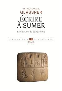 Ecrire à Sumer