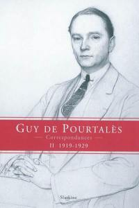 Correspondances. Volume 2, 1919-1929