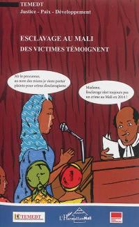Esclavage au Mali