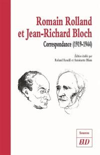 Romain Rolland et Jean-Richard Bloch