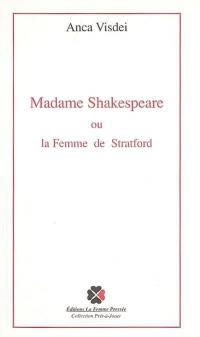 Madame Shakespeare ou La femme de Stratford