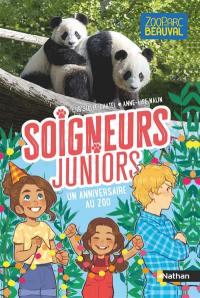 Soigneurs juniors. Volume 1, Un anniversaire au zoo