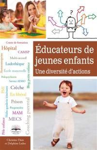 Educateurs de jeunes enfants