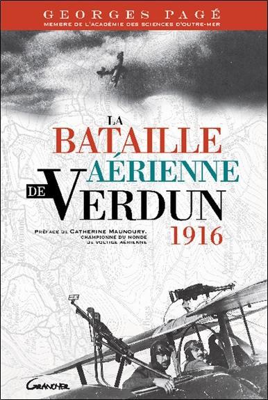 La bataille aérienne de Verdun