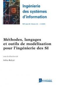 Ingénierie des systèmes d'information. n° 2 (2015), Méthodes, langages et outils de modélisation pour l'ingénierie des SI