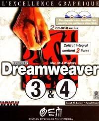 Dreamweaver 3 et 4