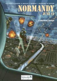 Normandy, June 44. Volume 2, Utah Beach-Carentan