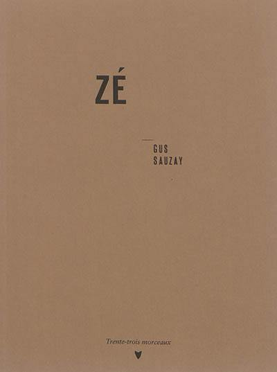 Zé : poème
