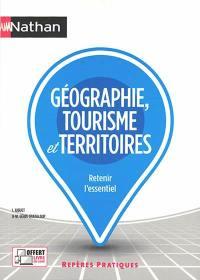 Géographie, tourisme et territoires
