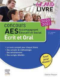 Concours AES 2020-2021