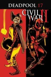 All-New Deadpool. Volume 4, Civil war II