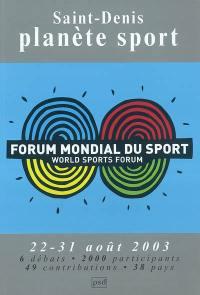 Saint-Denis planète sport
