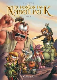 Le donjon de Naheulbeuk. Volume 10, Saison 4, partie 1