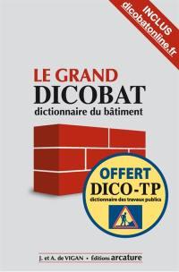 Pack dictionnaires BTP