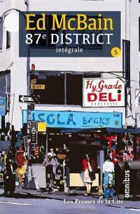 87e district. Volume 5,