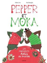 Pepper et Moka