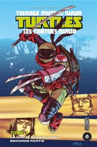 Teenage mutant ninja Turtles. Volume 3, La chute de New York