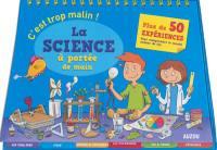 La science à portée de main