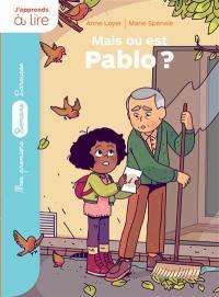 Rubi et ses voisins, Mais où est Pablo ?
