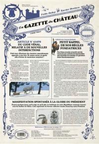 La gazette du château. Volume 5,