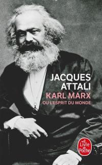 Karl Marx ou L'esprit du monde